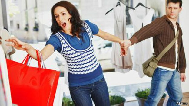 Você já comprou por impulso e se arrependeu?